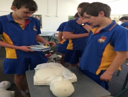 Year 11 First Aid