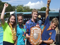 Eacham wins swimming carnival